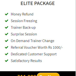 elite packages