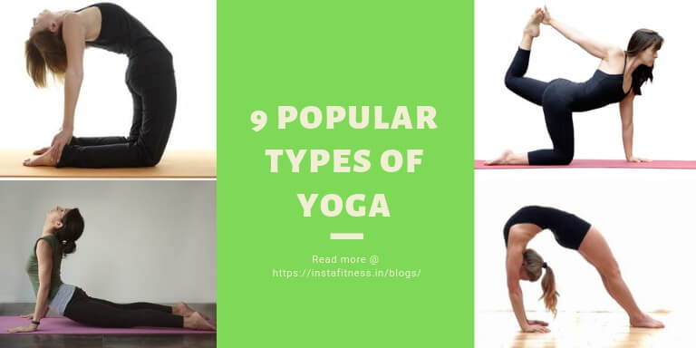 9 popular types of yoga featured image