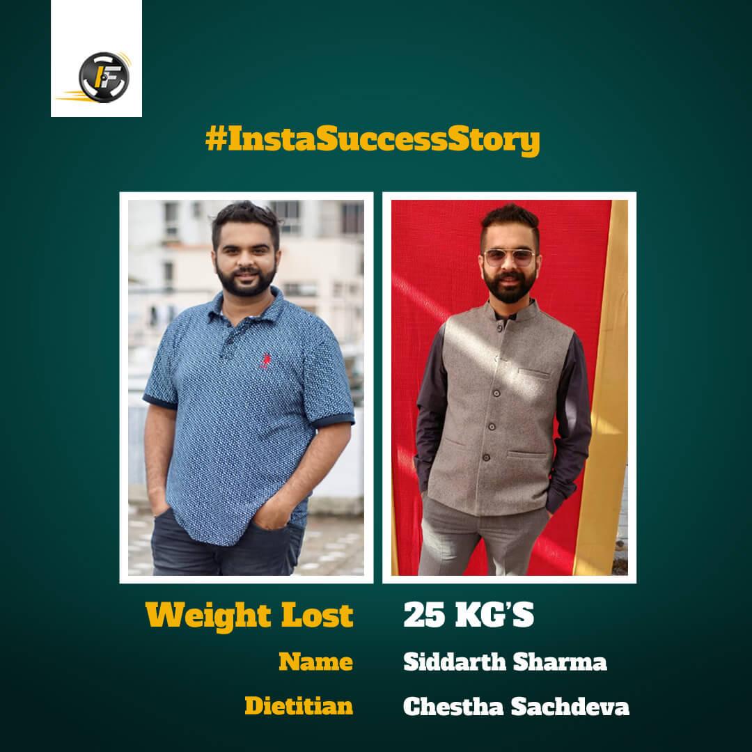 Instafitness image siddarth-transformation-story